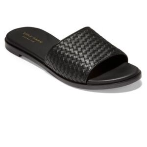 Cole Haan Black Sandals 👡